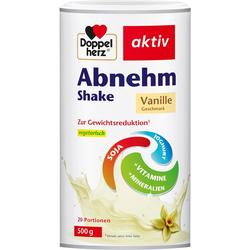 Doppelherz Abnehm Shake Vanille Pulver