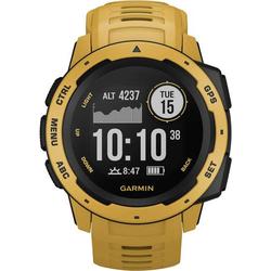Garmin INSTINCT Gelb/Schwarz GPS-Sportuhr Gelb