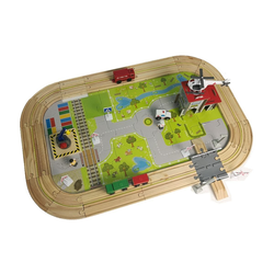 Coemo Spielzeugeisenbahn-Set