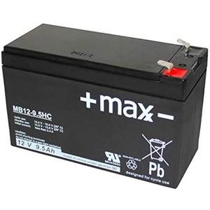 Akku kompatibel MS8-12B MS9-12B 12V 9,5Ah wie 8 Ah 9Ah AGM Blei Accu Battery