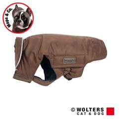 Wolters Outdoorjacke Jack für Mops & Co. braun