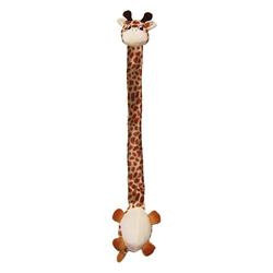 KONG Danglers Giraffe braun