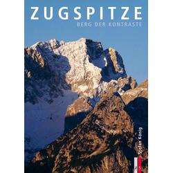 Zugspitze als Buch von Stefan König