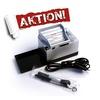 Powermatic Powermatic 2 PLUS silber - elektrische Stopfmaschine - Das Original