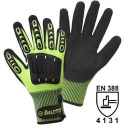 Griffy L+D SKELETTO 1200-8 Nitril Arbeitshandschuh Größe (Handschuhe): 9 EN 388 CAT II 1St.