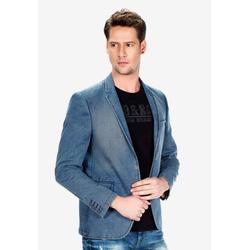 Cipo & Baxx Sakko im lässigen Jeans-Style 56