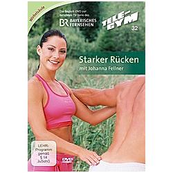 Tele-Gym - Starker Rücken mit Johanna Fellner
