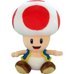 Nintendo Plüschfigur Nintendo Toad 17 cm