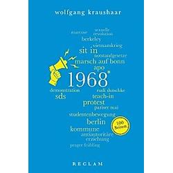 1968. Wolfgang Kraushaar  - Buch