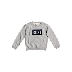 Roxy Sweatshirt Spring Day grau 8(125-130cm)