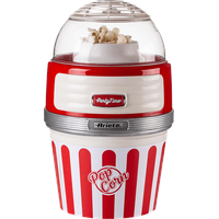 Ariete Popcornmaschine 1100 W Rot,
