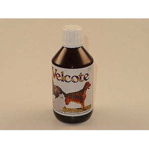 Velcote Futterergänzung für Haut und Fell, 0,25 Ltr
