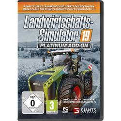 Landwirtschafts-Simulator 19: Offizielles CLAAS Add-On PC USK: 0