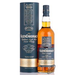 Glendronach Cask Strength Batch 8 Whisky 61% vol. 0,70l