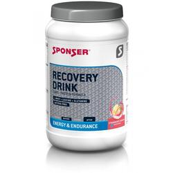 Sponser Recovery Drink, 1200 g Dose, Erdbeer-Banane
