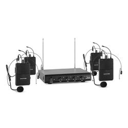 VHF-4-HS Funkmikrofon-Set