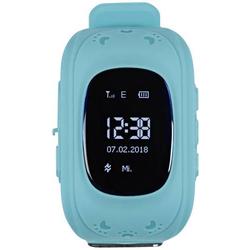 Easymaxx Kids SmartWatch Smartwatch Blau
