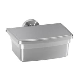 AMARE Badorganizer Feuchttücherbox aus Edelstahl, Siehe Artikelbeschreibung