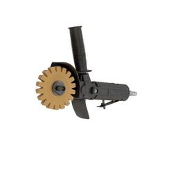 ELMAG DL-Universal-Reinigungs- und Schleifgerät EPS 460-Set inklusive 2 Stück Reinigungsscheiben grobund 2 Stück GI-Radierscheiben 44810
