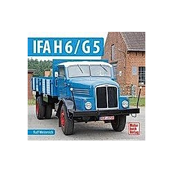 IFA H 6/G 5. Ralf Weinreich  - Buch