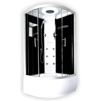 Home Deluxe Elegance Plus Duschkabine 90 x 90 cm
