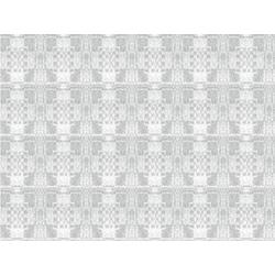 Damasttischset Platzset aus Papier, 30 x 40 cm, weiß, 100 Stk.