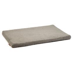 Beeztees Memory Foam Liegekissen Ito grau, Maße: 109 x 69 x 5 cm