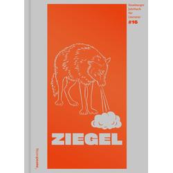 ZIEGEL #16 als Buch von