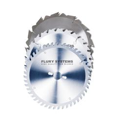 """Flury HM-Kreissägeblatt-Set """"Zimmerer"""" 350x30 16 FZ 32 WZ 54WZ 910001"""