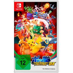 Pokémon Tekken DX Nintendo Switch