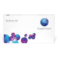CooperVision Biofinity XR 6 St. / 8.60 BC / 14.00 DIA / -16.00 DPT