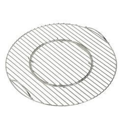 Dehner Grillbesteck-Set Grillrost für Kugelgrill, Ø 55 cm, Stahl