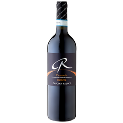 Barbera Piemonte - 2019 - Cascina Radice - Italienischer Rotwein