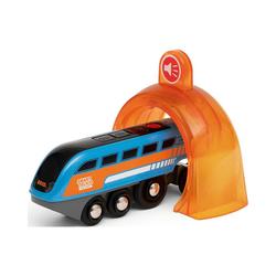 BRIO® Spielzeug-Eisenbahn Smart Tech Sound Lok mit Aufnahmefunktion