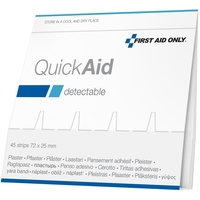 FIRST AID ONLY QuickAid detectable Nachfüllpack 45 St.
