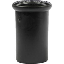 Krueckenkapseln schwarz 20mm Herren