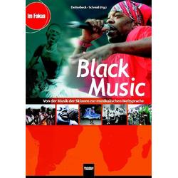 Black Music. Heft und Audio- und CD-ROM
