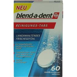 BLEND A DENT Reinigungs-Tabs langanhaltendes Frischegefühl