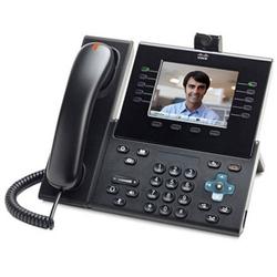 Cisco CP-9951-W-CAM-K9= IP-Videotelefon Farbdisplay Arktik Weiß