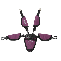 FUXTEC 5-Punkt Anschnallgurt für CT-850 purpur