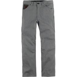 Icon Hooligan, Jeans - Grau - 28