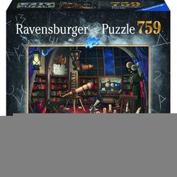 EXIT Puzzle Sternwarte, bunt - bunt
