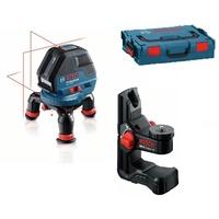 Bosch Professional Linienlaser GLL 3-50 mit Universalhalterung BM 1,