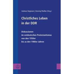 Christliches Leben in der DDR: eBook von
