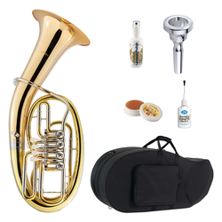 Lechgold TH-19/4L Tenorhorn Deluxe Set