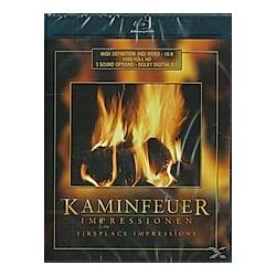 Kaminfeuer Impressionen - DVD  Filme