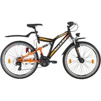 Leader Chicago (2017) 26 Zoll RH 47 cm orange/schwarz