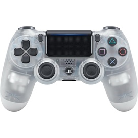 Sony PS4 DualShock 4 V2 Wireless Controller Crystal