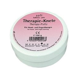 THERAPIEKNETE soft hellrosa 100 g