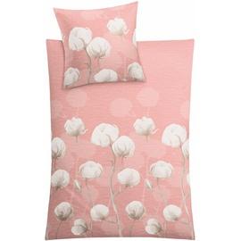 Kleine Wolke Bettwäsche Cotton, Kleine Wolke rosa